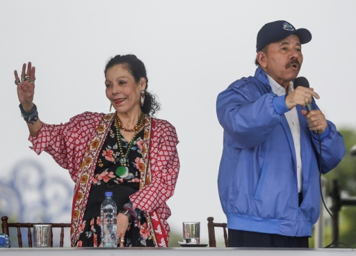 Nicaragua: Ortega et Murillo, couple