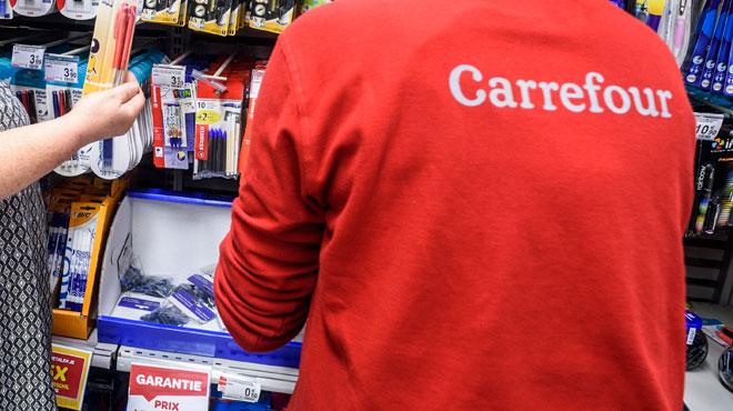 Soulagement pour le personnel de Carrefour: Kris Peeters approuve les prépensions