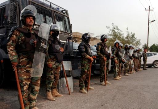 Dans le sud irakien, les contestataires veulent régler de vieux comptes