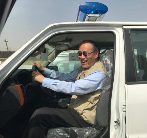 Fumio Iwaï, l'ambassadeur du Japon qui a conquis l'Irak