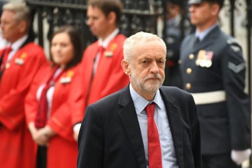 Le plan du parti travailliste britannique contre l'antisémitisme provoque un tollé