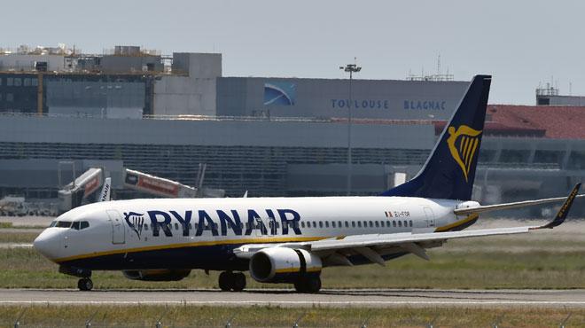 Grève chez Ryanair les 25 et 26 juillet: près de 300 vols annulés