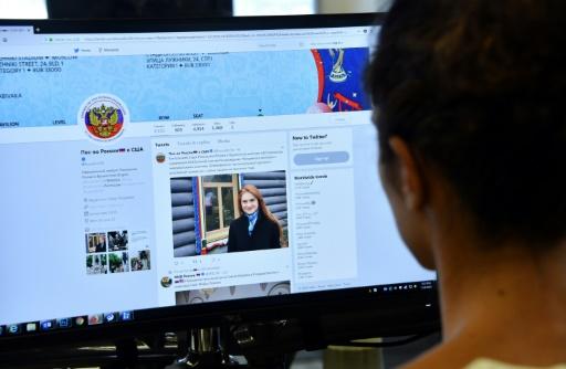 Agente ou militante? Une Russe soupçonnée de complot aux Etats-Unis