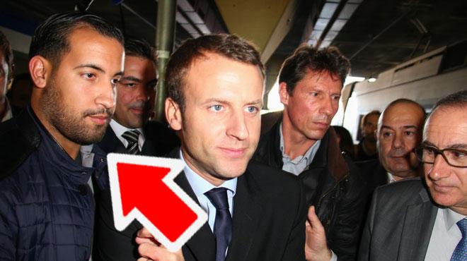 Un collaborateur de Macron suspendu après avoir frappé un manifestant le 1er-Mai selon le journal Le Monde (vidéo)