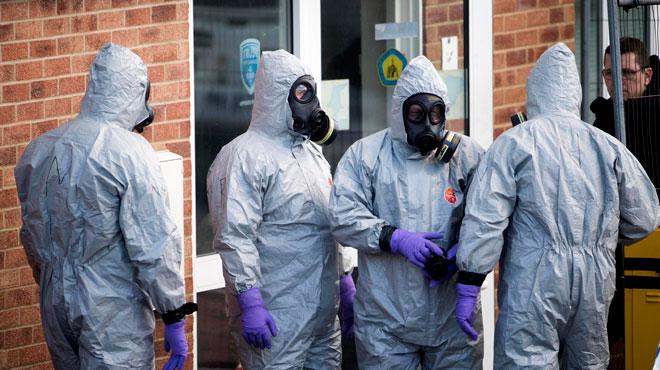 Ex-espion empoisonné : la police britannique pense avoir identifié LES AUTEURS de l'empoisonnement des Skripal