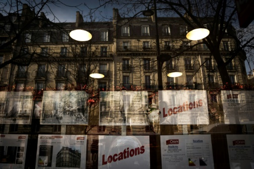 Paris: la hausse des loyers privés a un peu accéléré en 2017