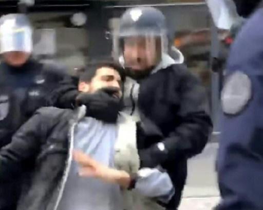 Collaborateur violent de Macron: des images filmées par des militants LFI, publiées dès le 1er mai
