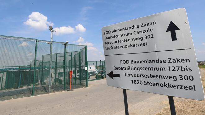 Des enfants étrangers à nouveau enfermés à partir du mois prochain à Steenokkerzeel?