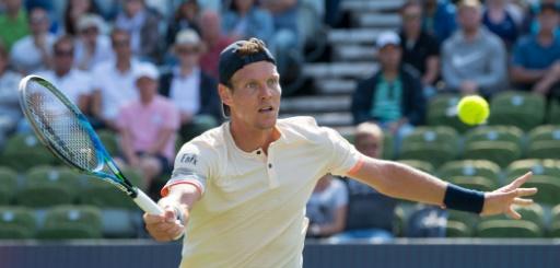 Tennis: Tomas Berdych, toujours blessé au dos, forfait pour l'US Open