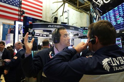 Wall Street, en pleine saison de résultats, ouvre en baisse