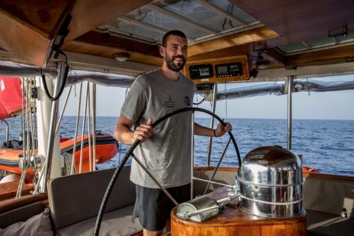 En mer avec Open Arms, le joueur de NBA Marc Gasol raconte le sauvetage d'une migrante miraculée