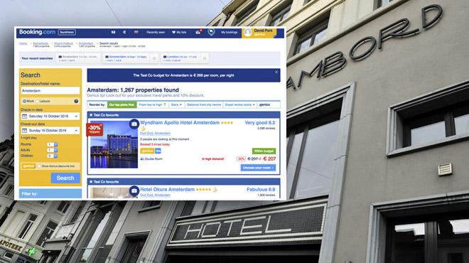 La loi est passée: un hôtel belge n'est plus contraint de pratiquer les mêmes prix que les sites de réservation