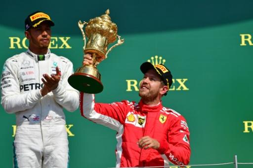 GP d'Allemagne: Hamilton veut se venger chez Vettel
