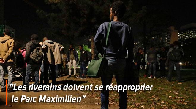 La Ville de Bruxelles ne veut plus de migrants au Parc Maximilien: quelles sont les mesures envisagées?