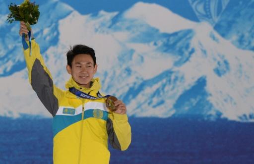 Patinage artistique: un suspect arrêté après le meurtre du Kazakh Denis Ten, médaillé olympique