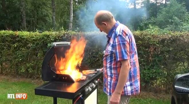 Attention si vous sortez votre barbecue ou voulez faire un feu pendant cette sécheresse: voici quelques règles d'or à respecter