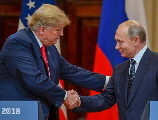 Poutine et Trump ont discuté de propositions