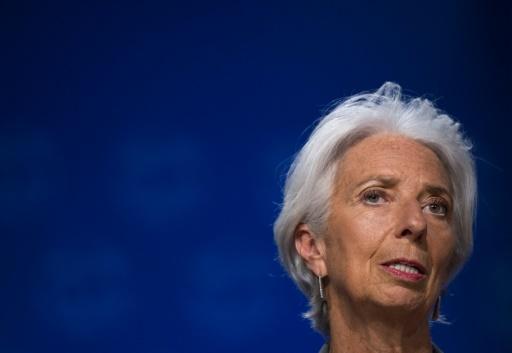 Avant le G20, Lagarde fait le point avec les dirigeants argentins