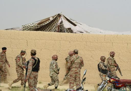 Le Pakistan affirme avoir tué le cerveau de l'attentat suicide au Baloutchistan