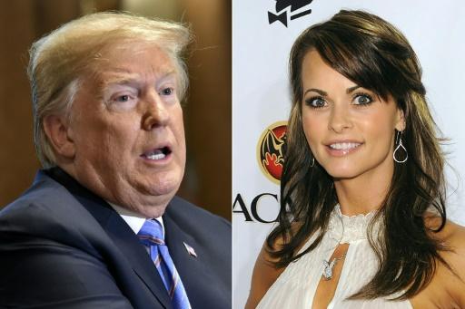 Trump enregistré à son insu évoquant un paiement à une ancienne playmate