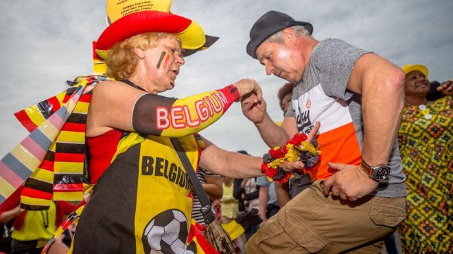 Un show, des chorégraphies et un gâteau d'anniversaire- les 15 ans du Bal national ont réuni près de 14.000 personnes à Bruxelles (photos) 1