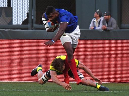 Rugby à VII: Coupe du monde déjà réussie pour les Français