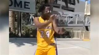 Michy Batshuayi s'éclate à Los Angeles- le Diable Rouge relève un défi avec une danse délirante (vidéo) 2