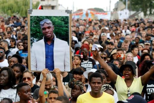 Adama Traoré: deux ans après sa mort, une marche pour empêcher un