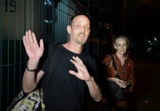 Drogue: le Français Michaël Blanc a quitté l'Indonésie après un long combat
