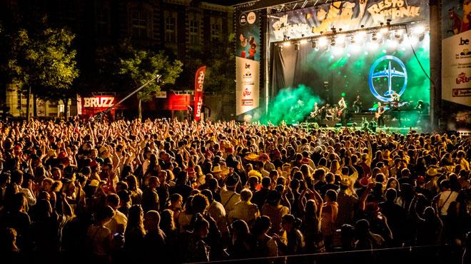 Plus de 200.000 personnes ont assisté aux festivités du 21 juillet à Bruxelles: une fréquentation en hausse par rapport à l'an dernier