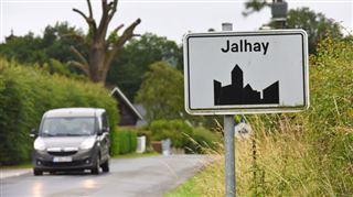 A Jalhay, une collision entre deux véhicules fait 7 blessés dont un grave