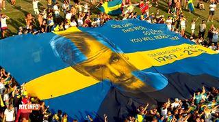 Un drapeau géant en hommage à Avicii déployé à Tomorrowland