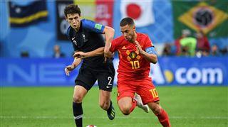 Un défenseur français s'enflamme pour Eden Hazard- C'est le meilleur dribbleur du monde avec Messi 5