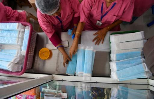 Inde: abandon d'une taxe controversée sur les serviettes hygiéniques