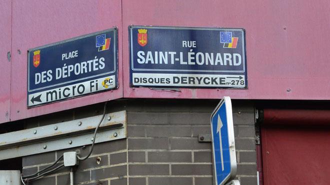Coups de feu dans le quartier Saint-Leonard à Liège: le suspect s'est rendu
