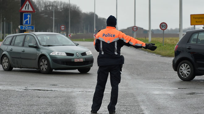 Le Benelux signe un traité sur la coopération policière: