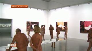 Resultado de imagen para Un musée d'Anvers ouvre ses portes uniquement aux... nudistes!