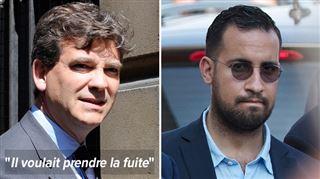 Pourquoi Arnaud Montebourg a viré Alexandre Benalla après quelques jours 2