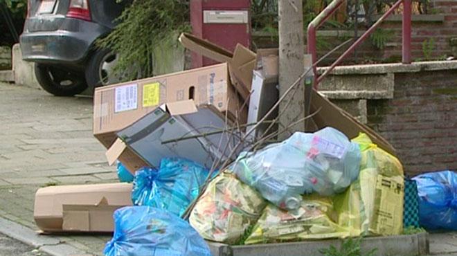 Charleroi et Mons: les horaires de collecte des déchets modifiés