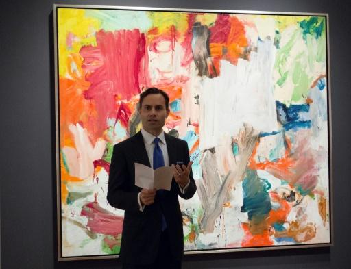 USA: un marchand d'art découvre six oeuvres de Kooning dans un local