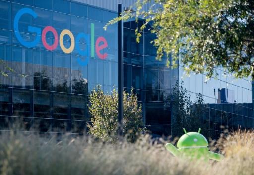 Google plombé par l'amende de l'UE mais sauvé par la pub