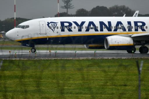 Ryanair face à un troisième jour de grève de pilotes en Irlande