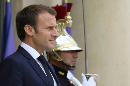 La popularité de Macron au plus bas après l'affaire Benalla