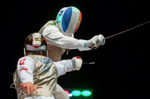 Escrime: Cécilia Berder et Enzo Lefort échouent en quarts aux Mondiaux