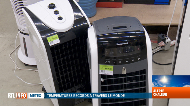 Les Belges se ruent sur les ventilateurs, les climatiseurs et les refroidisseurs: mais cela vaut-il la peine d'y mettre le prix?