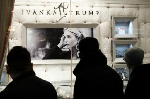 Ivanka Trump annonce l'arrêt de la marque portant son nom