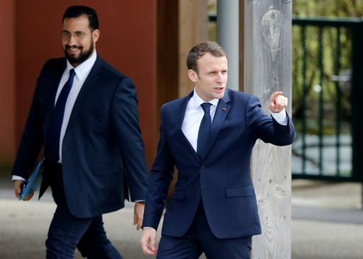 Macron sur Benalla: