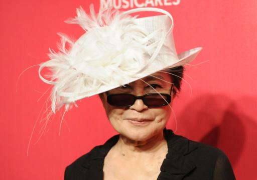 A 85 ans, Yoko Ono va sortir un nouvel album pour la paix