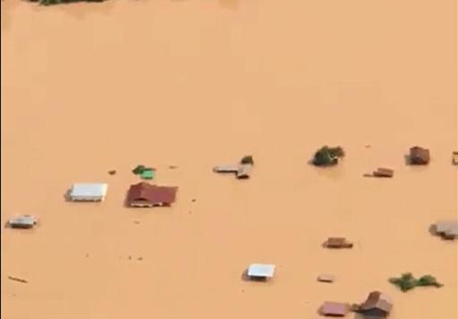 Effondrement d'un barrage au Laos: 17 corps retrouvés