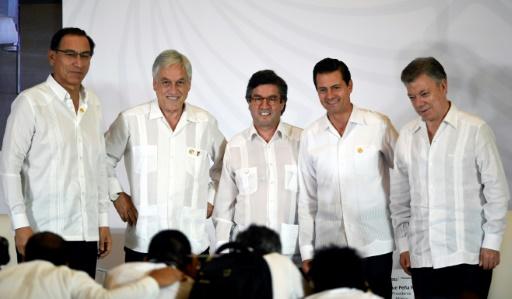 L'Alliance du Pacifique et le Mercosur veulent se rapprocher